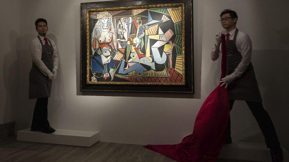 Lluvia de millones, vuelve Picasso