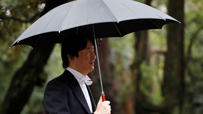 El príncipe Akishino. (Reuters)