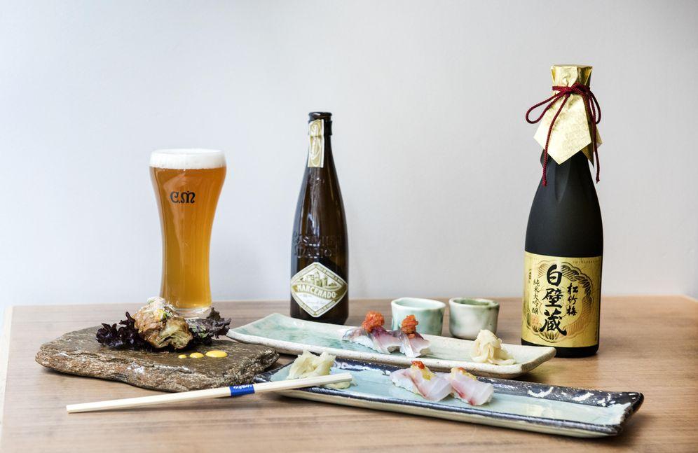 Foto: El restaurante japonés Umiko se ha sumado a la Madrid Beer Week