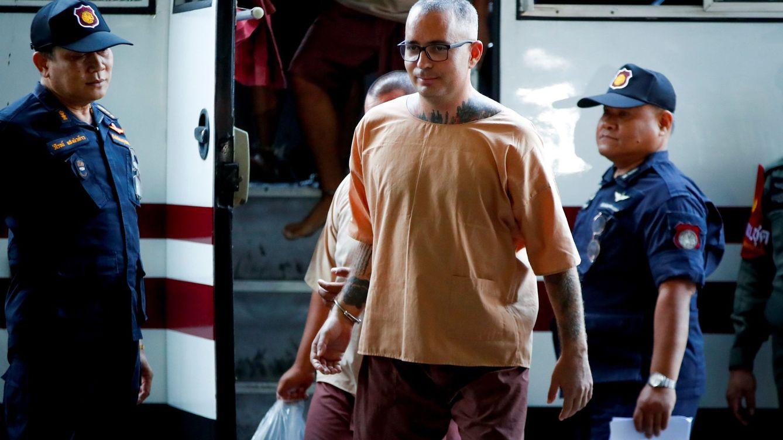 Segarra, el español condenado a muerte en Tailandia, pierde su última apelación