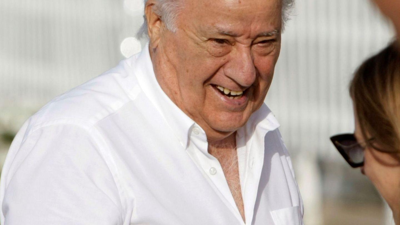 Amancio Ortega, en una imagen de archivo. (EFE)