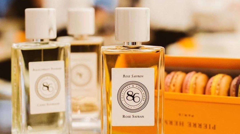 Pierre Hermé y L'Occitane se unen en una colección de fragancias que te encantará