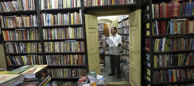 Foto: La edición de libros en España se desplomó en 2013 (EFE)