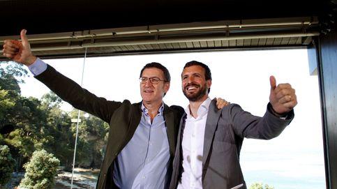Feijóo gana el primer asalto en Galicia frente a Arrimadas, Vox... y Pablo Casado