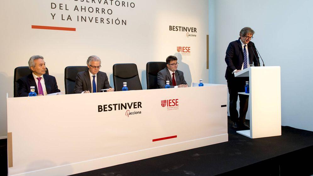 Foto: El Observatorio del ahorro y la Inversión de Bestinver-IESE