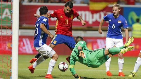 Lucas Vázquez sustituye al lesionado Vitolo en la selección española