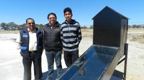 Crean un velocísimo secador solar para conservar frutas