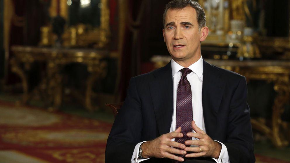 TV3 decide no emitir el discurso del Rey y lo relega a un canal menor