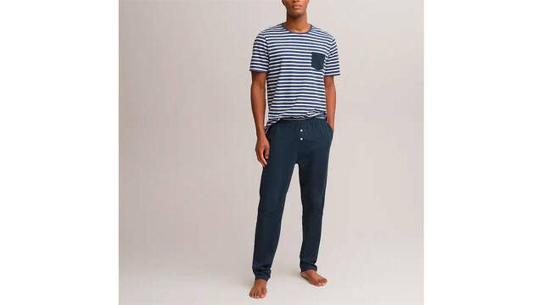 Pijama estilo marinero