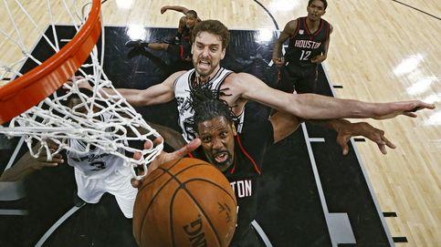 Paliza histórica en los 'playoffs' a los Spurs de Pau Gasol