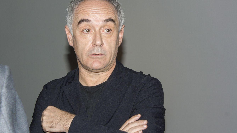 Foto: El cocinero Ferran Adriá en una imagen de archivo