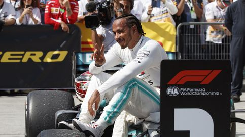 Fórmula 1: Hamilton se encuentra un regalo de Vettel y Carlos Sainz acaba sin puntos