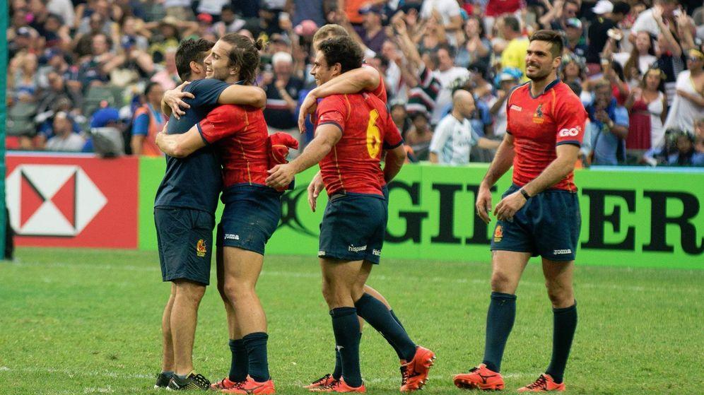 Foto: Los Leones continúan dando motivos para apostar por ellos. (Foto: Facebook @Ferugby1923)