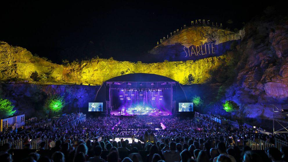 80 M y 800 empleos: el festival Starlite, motor del resurgimiento de Marbella