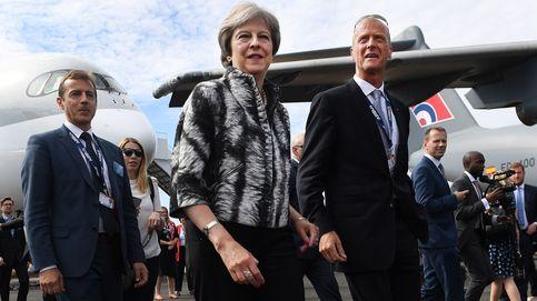 May evita por los pelos una humillación parlamentaria sobre la unión aduanera
