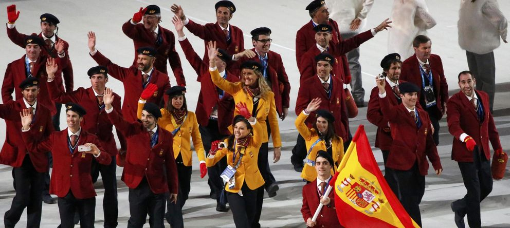 Foto: España mira con esperanza a los Juegos de PyeongChang 2018