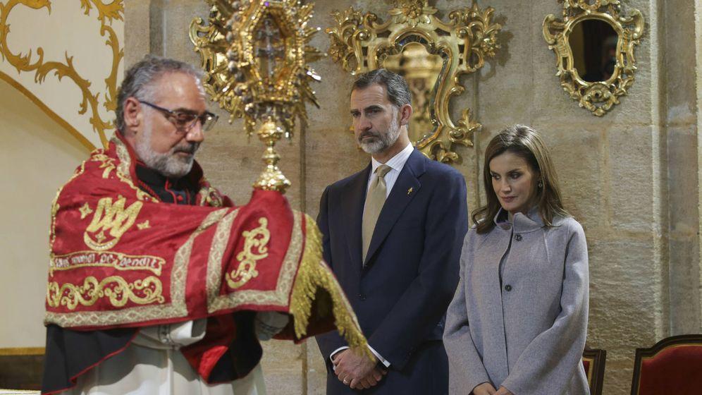 Foto: Los Reyes visitan Caravaca de la Cruz
