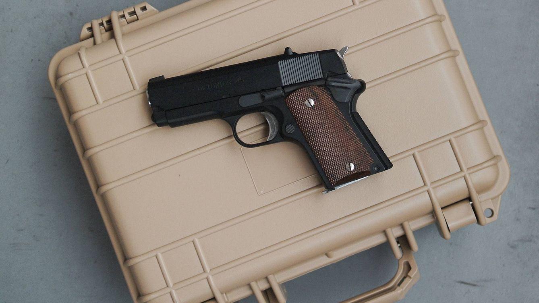 ¿Dónde está el 'Arma Número 6', la pistola más letal de la historia de Reino Unido?