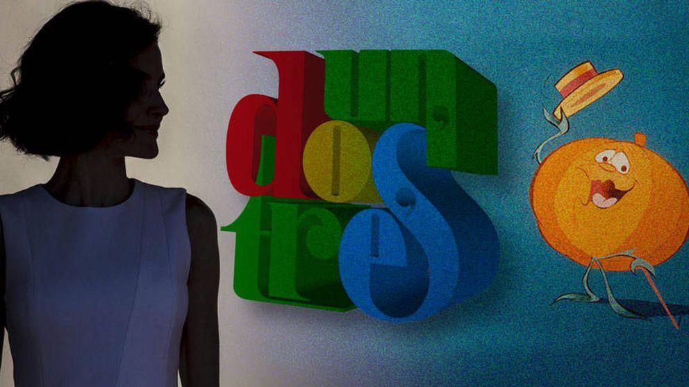 Letizia, la reina que pudo ser presentadora del 'Un, dos, tres'