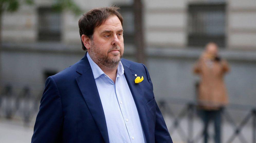 Foto: Oriol Junqueras, presidente de ERC. (Mediaset)