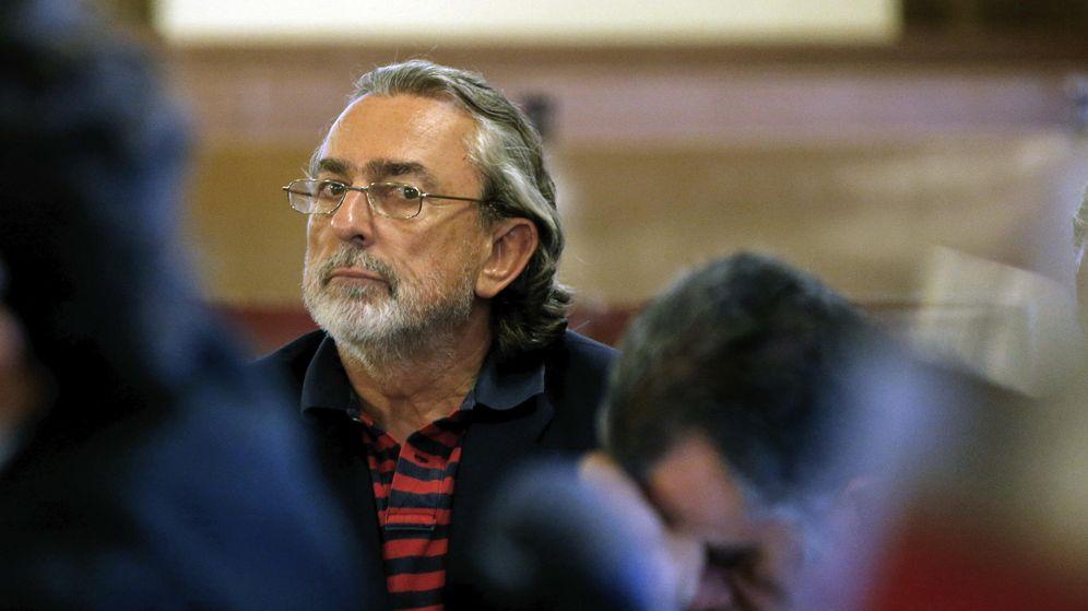 Foto: Uno de los presuntos cabecillas de la trama Gürtel, Francisco Correa. (EFE)