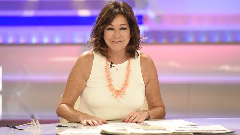Ana Rosa responde a los ataques machistas de TV3 por su exclusiva de Puigdemont