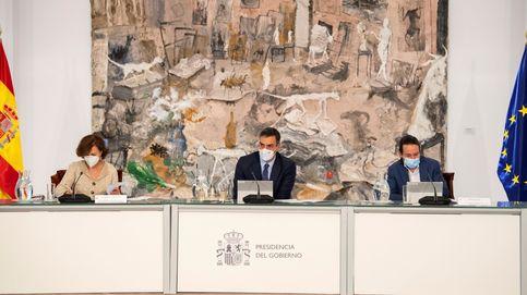 Sánchez e Iglesias presentan los PGE con subidas de IRPF, patrimonio y sociedades