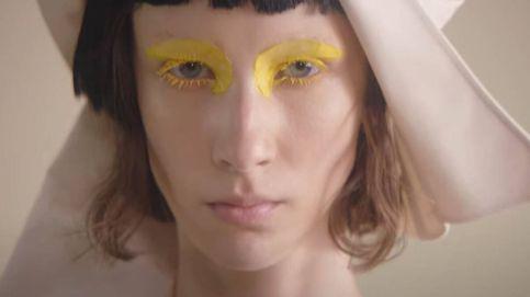 Maison Margiela y Chiara Ferragni dicen que las sombras de ojos amarillas son la tendencia secreta del año