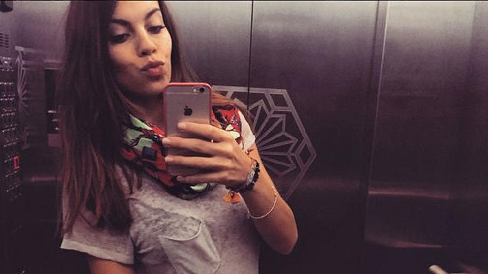 Melissa Jiménez ya presume de tripita en las redes sociales