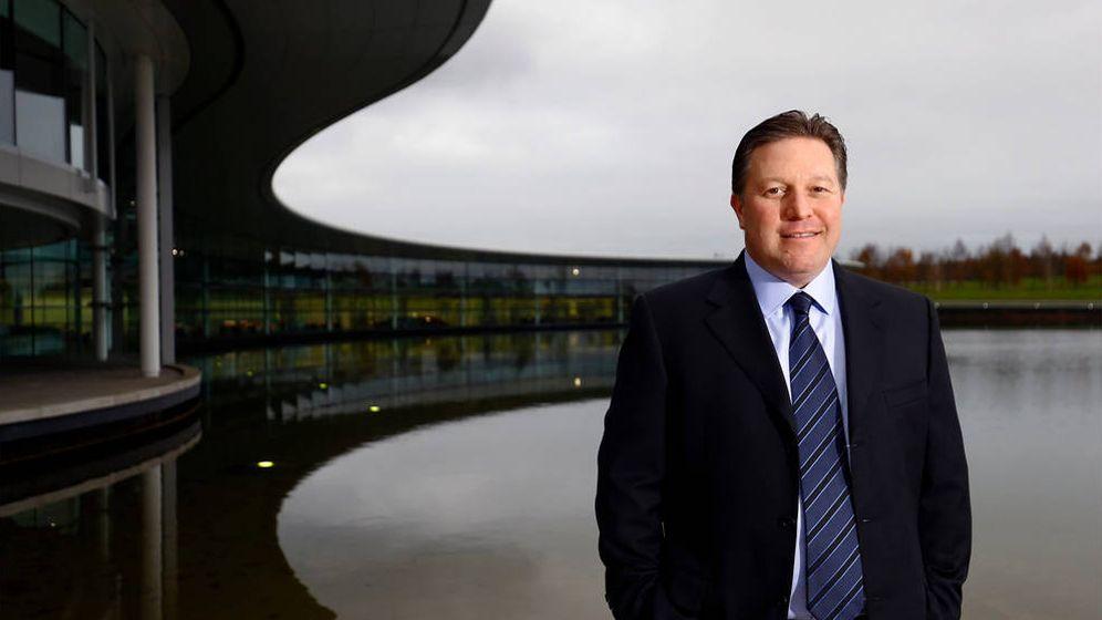 Foto: Zak Brown, el máximo responsable de McLaren esta liderando una profunda reestructuración de McLaren. Ahora, con el acuerdo de motorización por parte de Mercedes.