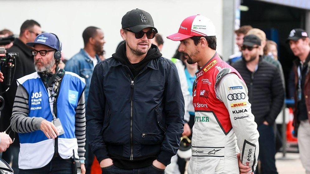 Foto: La magia de la pujante Fórmula E llegó a Marrakech