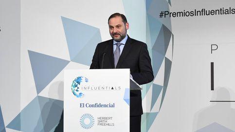Ábalos, en los Premios Influentials: La influencia no se impone: se gana
