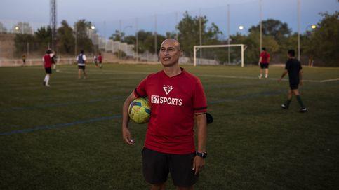 El CEO de las pachangas: este venezolano lo peta con su 'app' para organizar partidos por Madrid