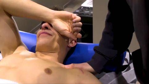 El sufrimiento de Marc Márquez para recuperar la elasticidad en el hombro