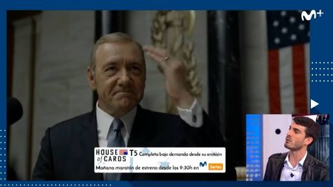 'Likes' disecciona la serie 'House of Cards'