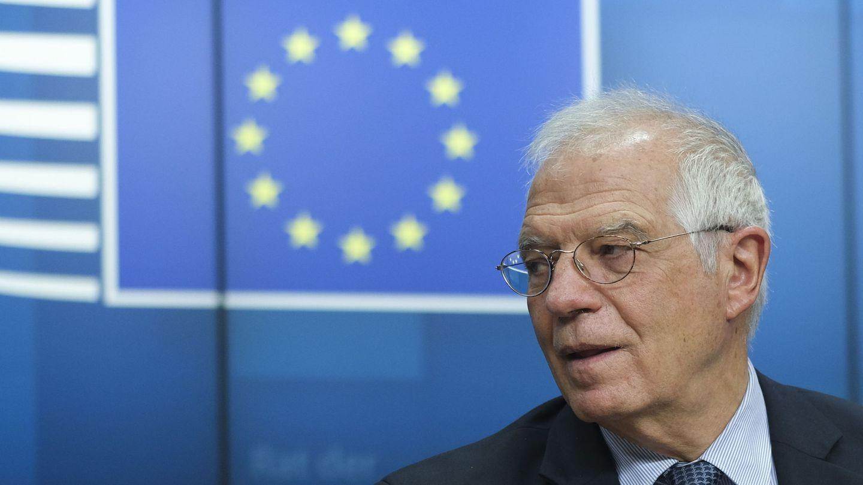 Josep Borrell, Alto Representante para la Unión Europea. (EFE)