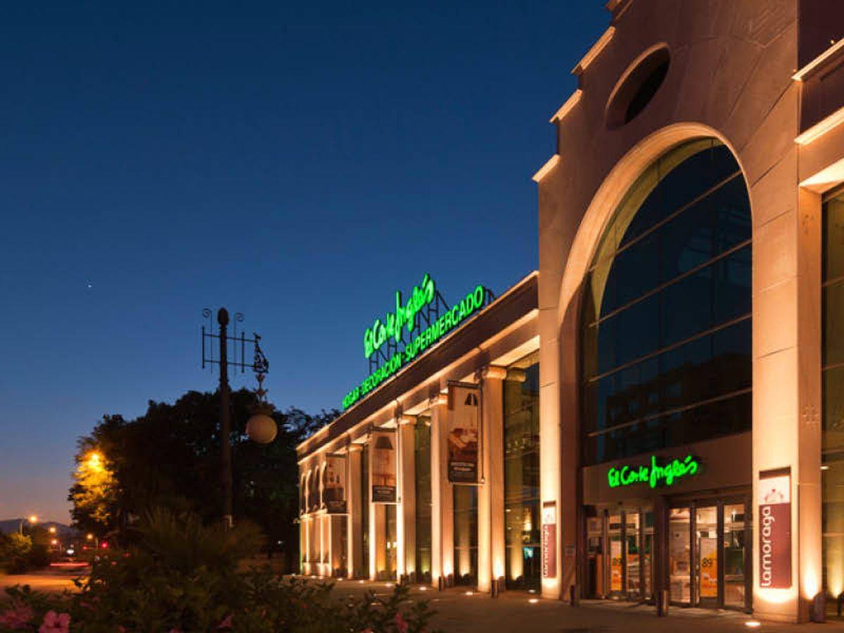 Foto: Centro comercial de El Corte Inglés 'El Capricho' en Marbella. (El Corte Inglés)