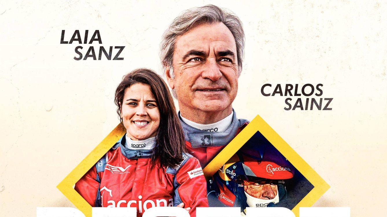 Mi padre está loco: Carlos Sainz en el Extreme E, la nueva odisea de Alejandro Agag