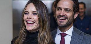 Post de ¿Qué le ha ocurrido a la dentadura de Sofía Hellqvist? De miss a princesa