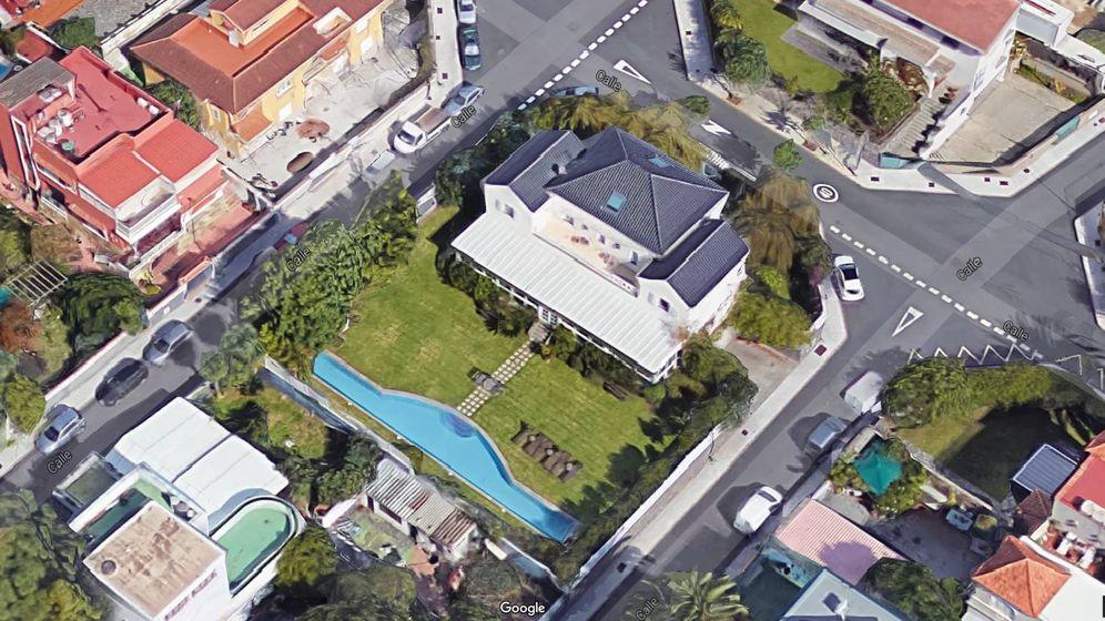 Foto: La vivienda, de 1.200 metros cuadrados, está ubicada en una de las zonas más lujosas de Las Palmas. (EFE)