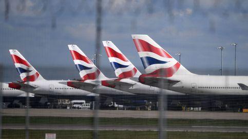 IAG recortará más vuelos entre octubre y diciembre por descenso de la demanda