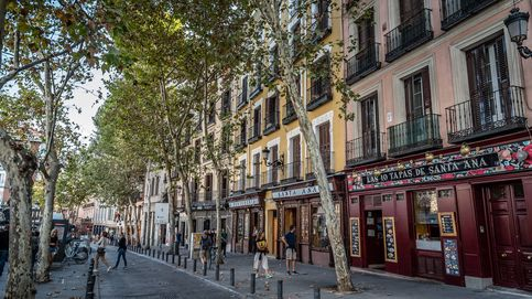 Duelos, depravación y misa: un paseo por la historia del barrio de las Letras de Madrid