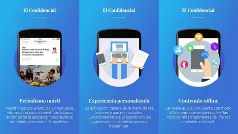 El Confi: descubre la nueva 'app' en beta de El Confidencial