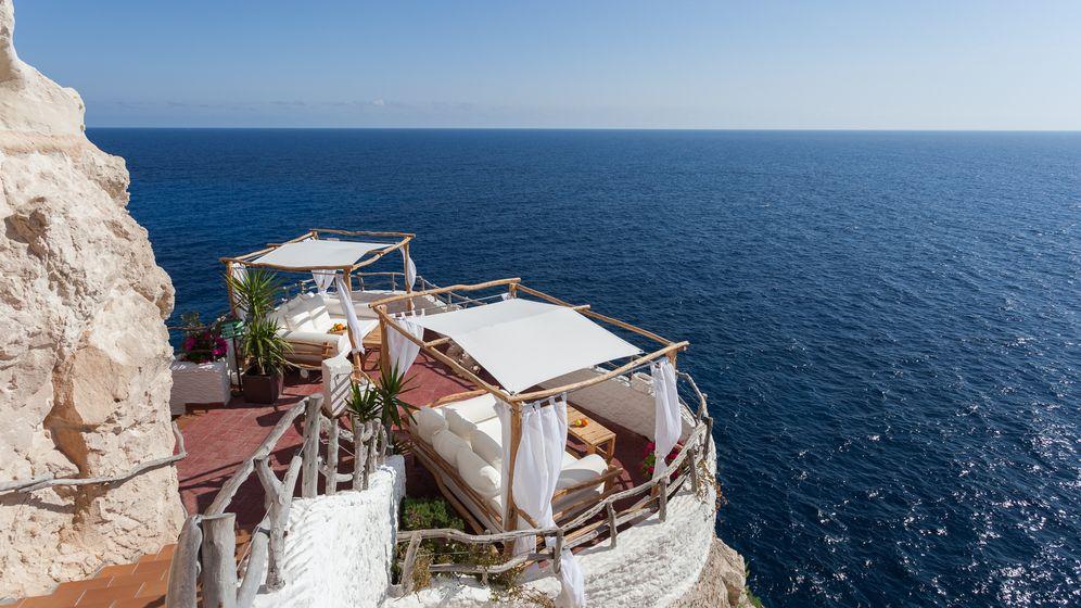 Foto: Foto: Cova d'en Xoroi en Menorca