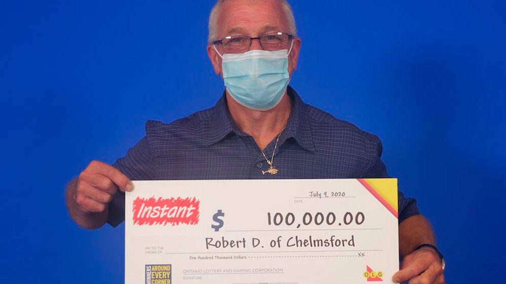 Un camionero gana a la lotería un premio 1.000 veces mayor del que pensaba