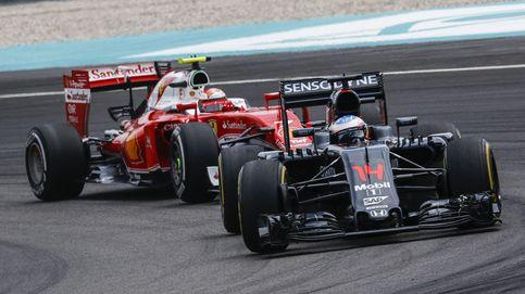 Alonso atacará en Japón con su 'nuevo' McLaren para escaparse del pelotón