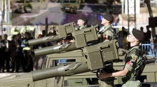 El cambio de las Fuerzas Armadas empieza por la transparencia