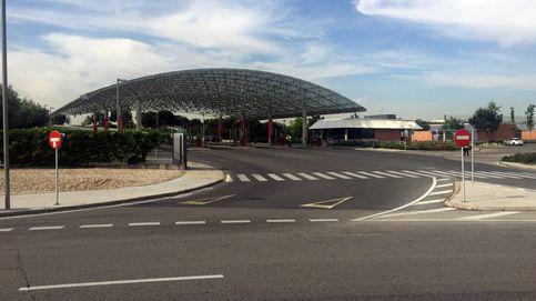 El búnker de Botín: calma total en las inmediaciones de la sede del Santander