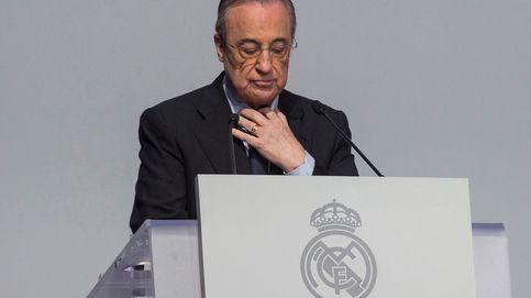 Florentino Pérez abre el proceso electoral a la presidencia del Real Madrid