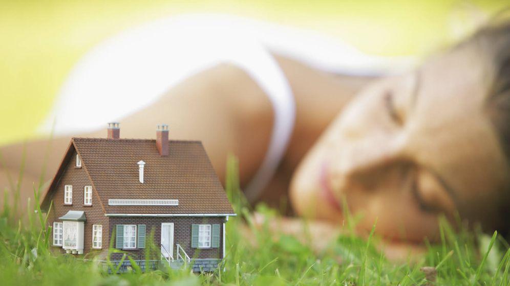 Foto: ¿Están los españoles condenados a comprar una casa de segunda mano? (Foto: Corbis)
